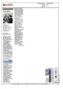 thumbnail of La lettura. corriere della sera_29.04.2018