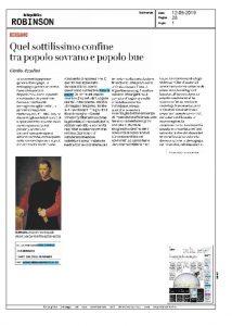 thumbnail of Robinson (La Repubblica)_12.05.2019
